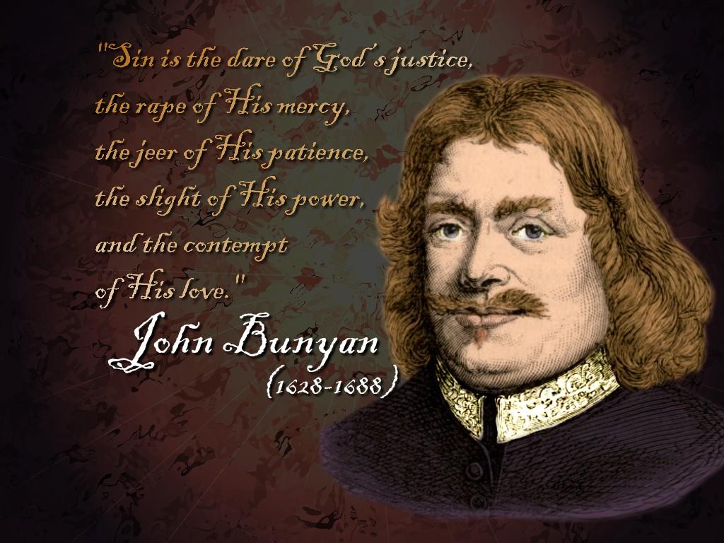 John Bunyan's quote #3