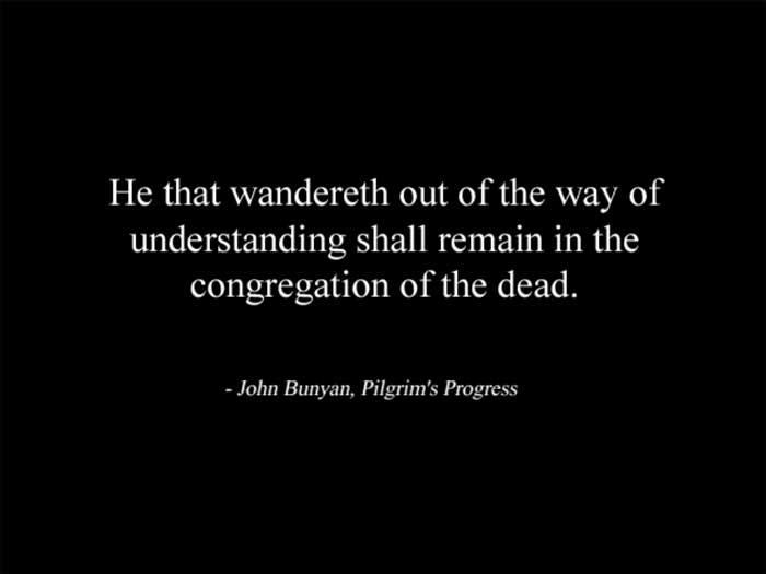 John Bunyan's quote #4
