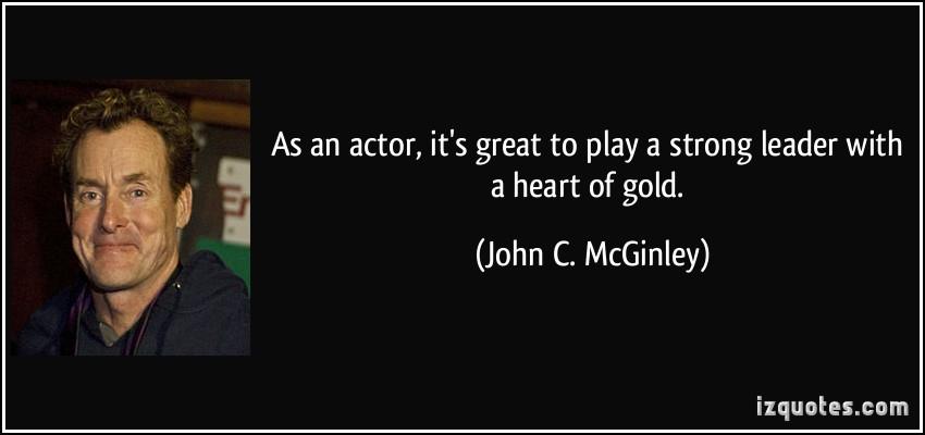John C. McGinley's quote #7