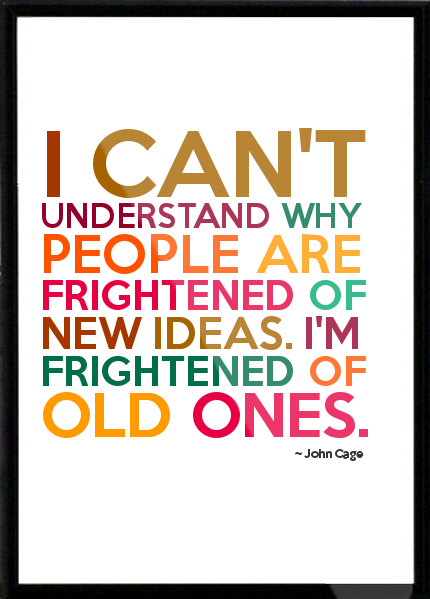 John Cage's quote #3