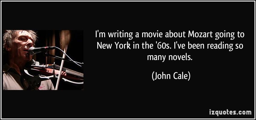 John Cale's quote #4