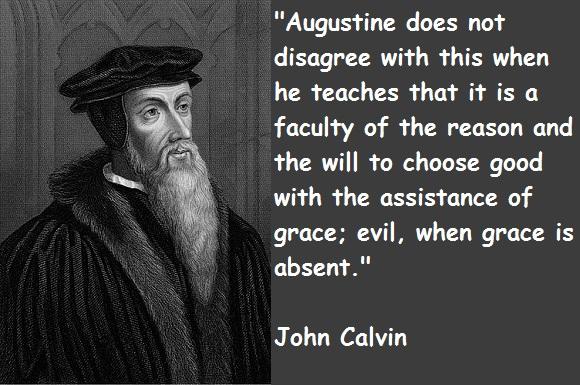 John Calvin's quote #6