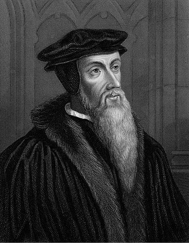 John Calvin's quote #4