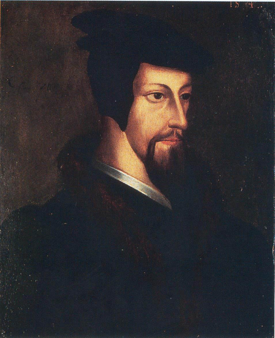 John Calvin's quote #3