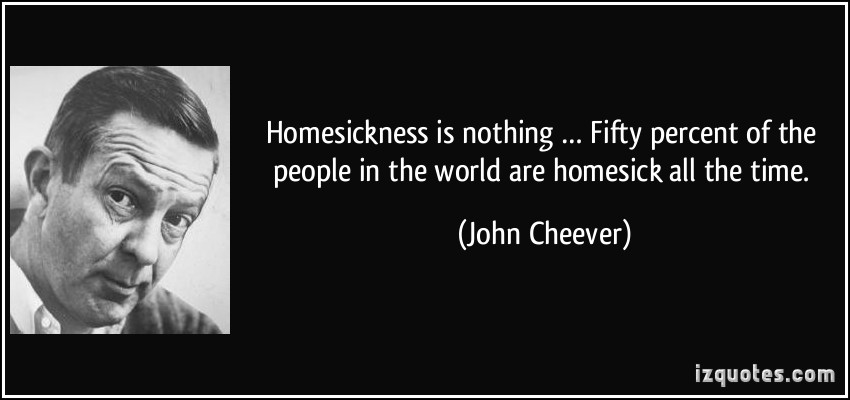 John Cheever's quote #1
