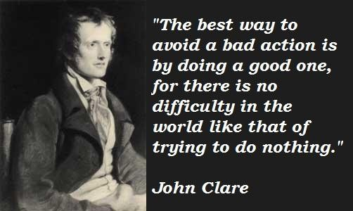 John Clare's quote #3