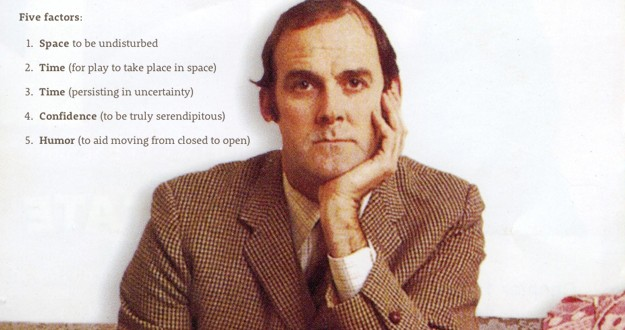 John Cleese's quote #2