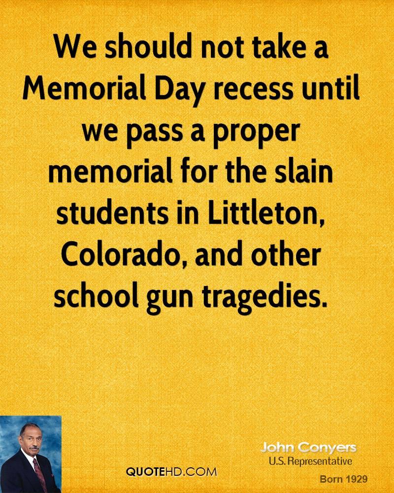 John Conyers quote #1