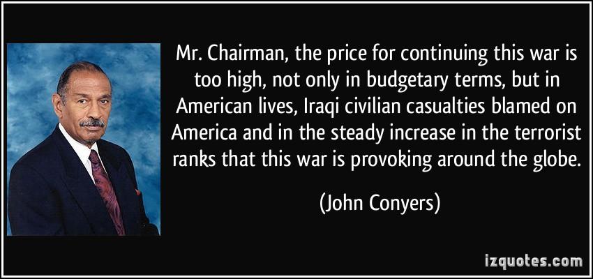 John Conyers quote #2