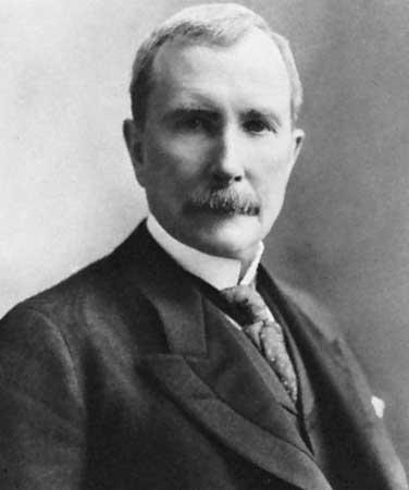 John D. Rockefeller's quote #1