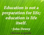 John Dewey's quote #4