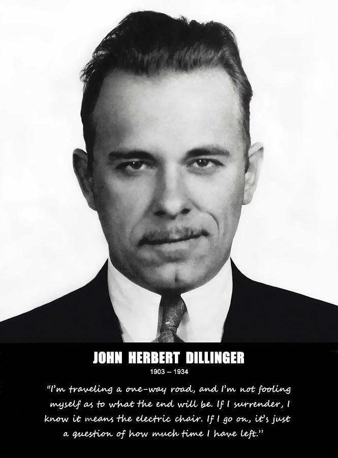 John Dillinger's quotes, famous and not much   Sualci Quotes