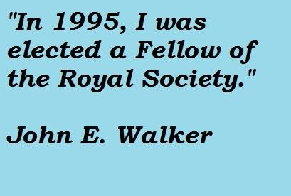 John E. Walker's quote #4