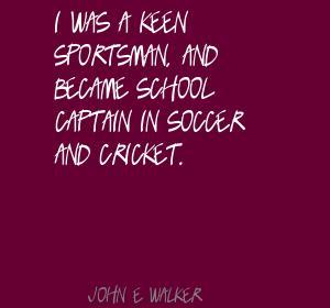 John E. Walker's quote #7