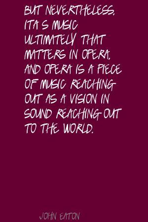 John Eaton's quote #3