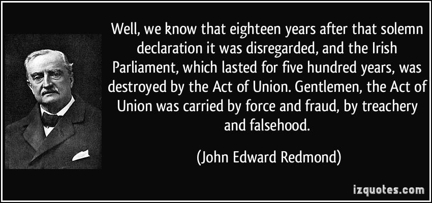 John Edward Redmond's quote #2