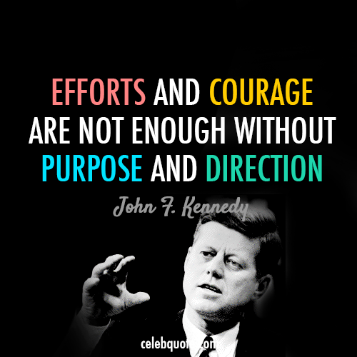 John F. Kennedy's quote #6