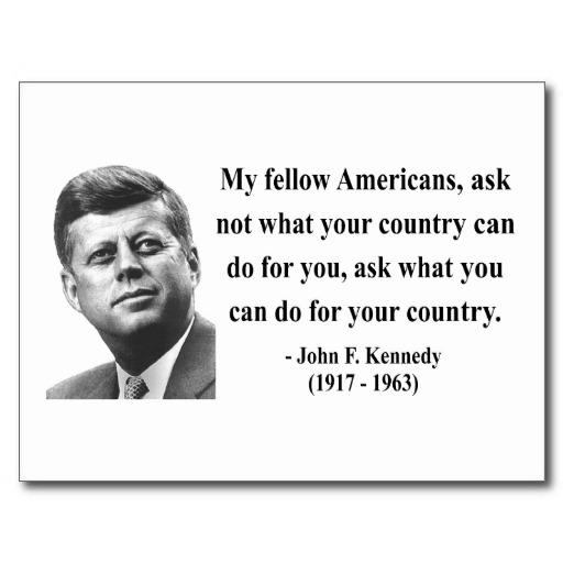 John F. Kennedy's quote #7