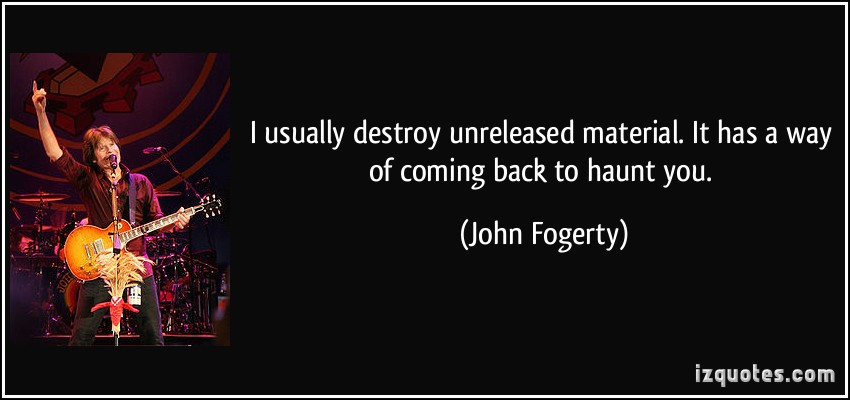 John Fogerty's quote #2