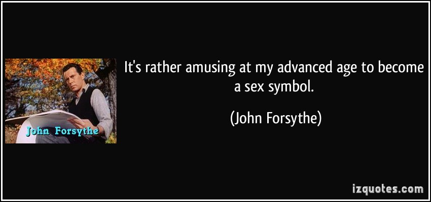 John Forsythe's quote #2