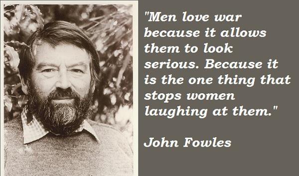 John Fowles's quote #3