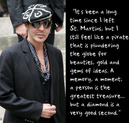 John Galliano's quote #7