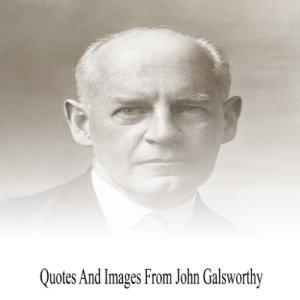 John Galsworthy's quote #1