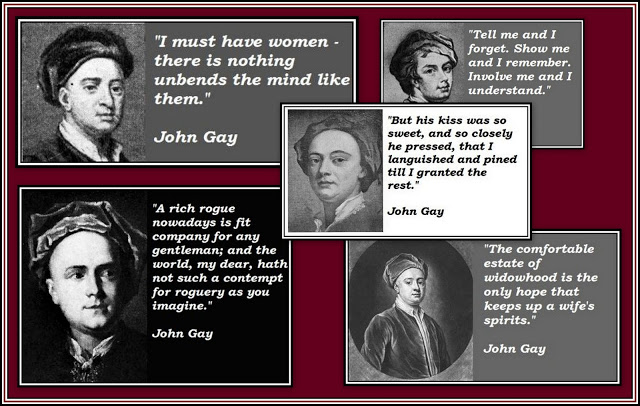 John Gay's quote #6