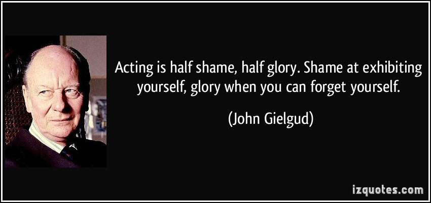 John Gielgud's quote #1