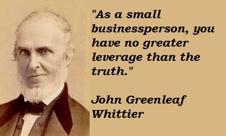 John Greenleaf Whittier's quote #2