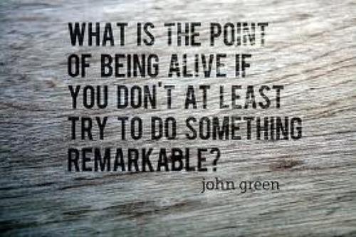 John Green's quote #1