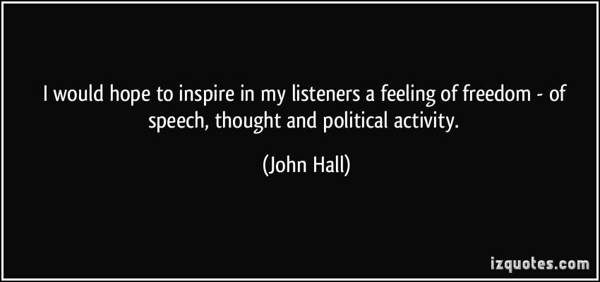 John Hall's quote #2