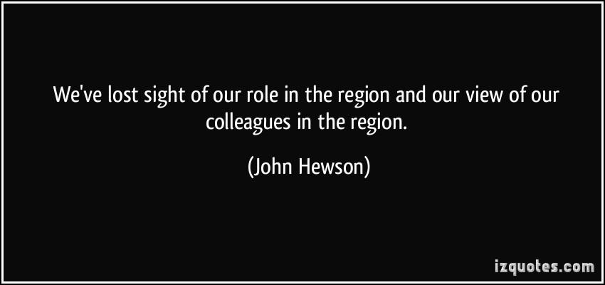 John Hewson's quote #3