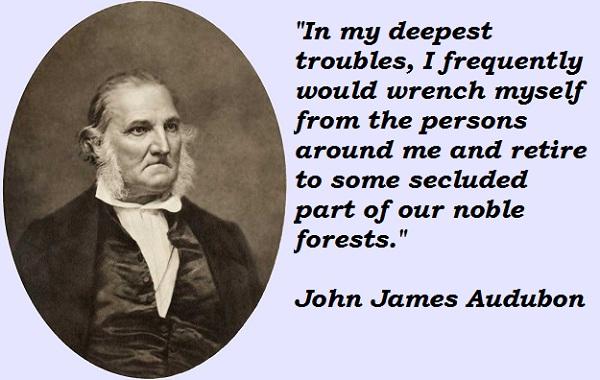 John James Audubon's quote #5