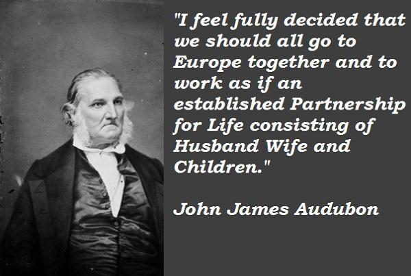 John James Audubon's quote #4