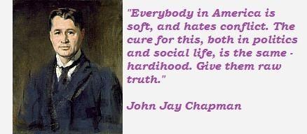 John Jay Chapman's quote #4