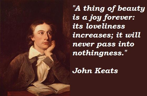 John Keats's quote #6