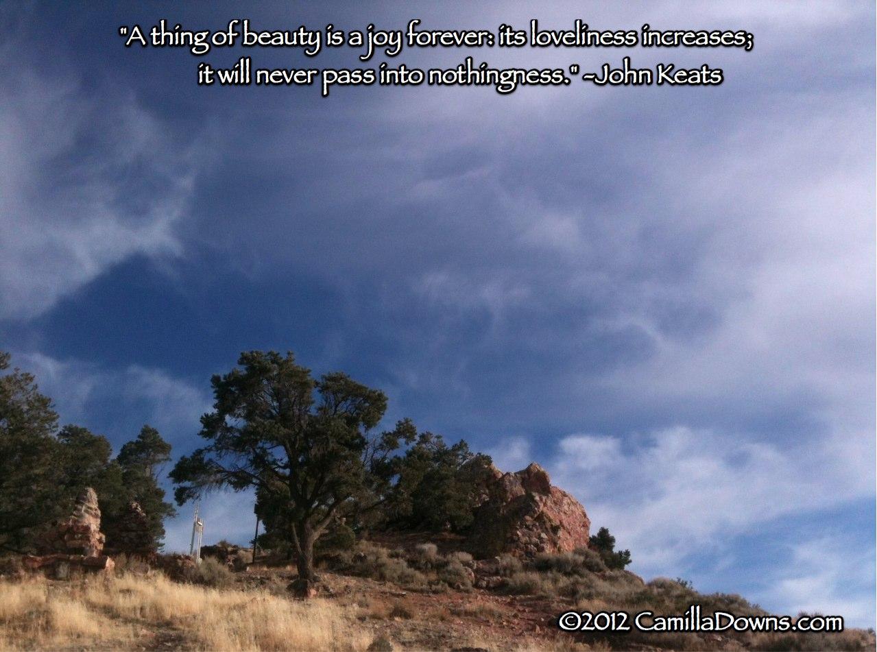 John Keats's quote #3
