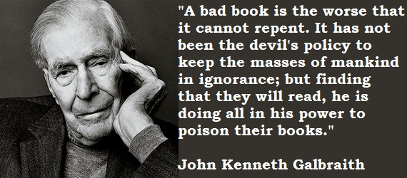 John Kenneth Galbraith's quote #8