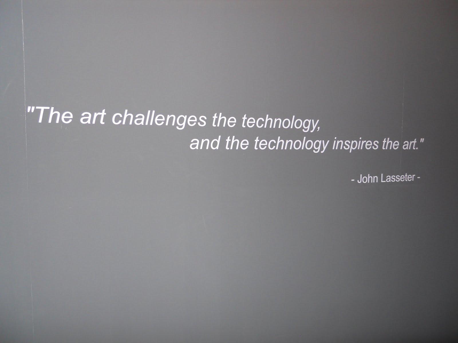 John Lasseter's quote #8