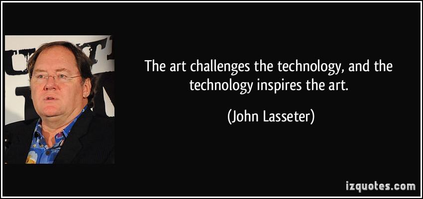 John Lasseter's quote #4