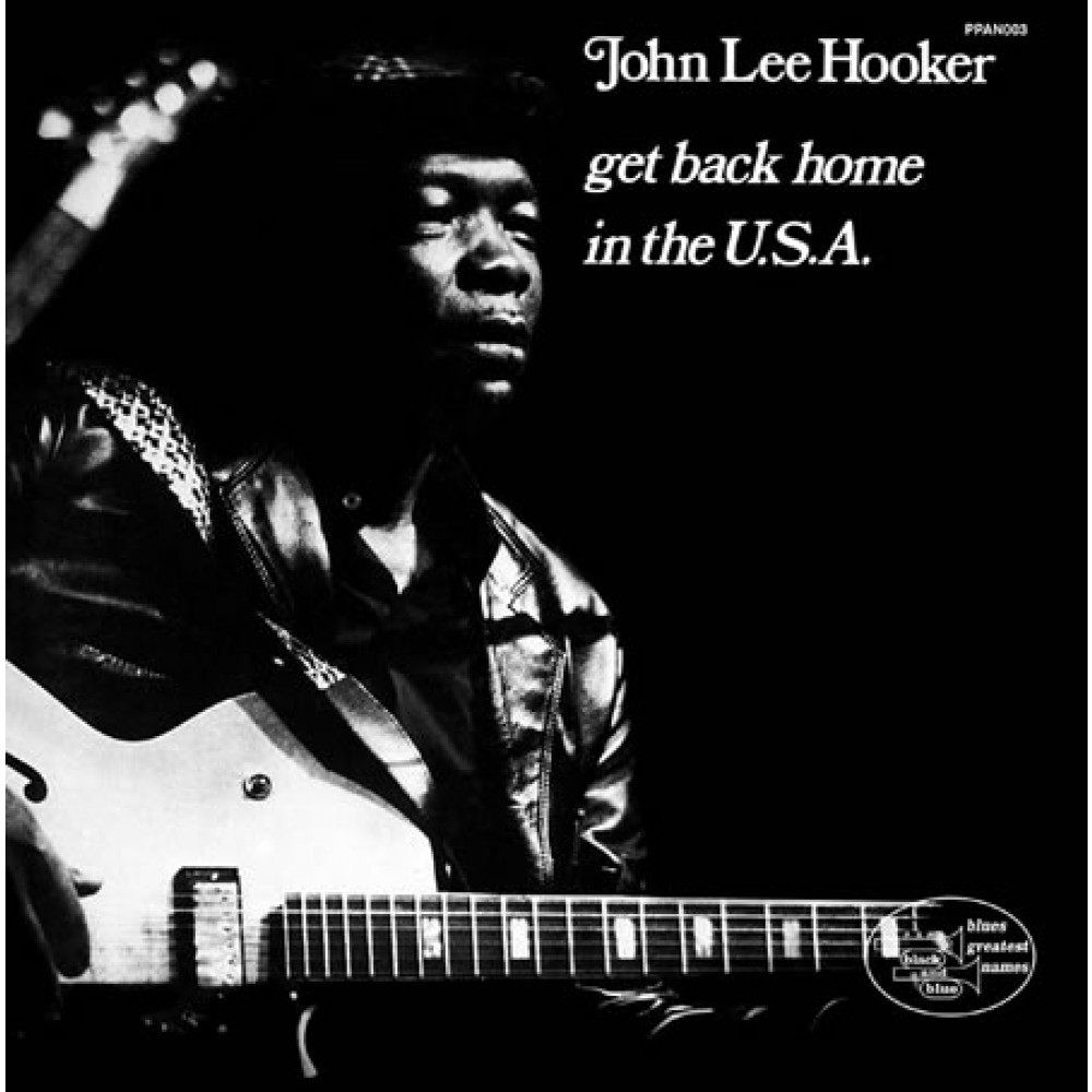 John Lee Hooker quote #2