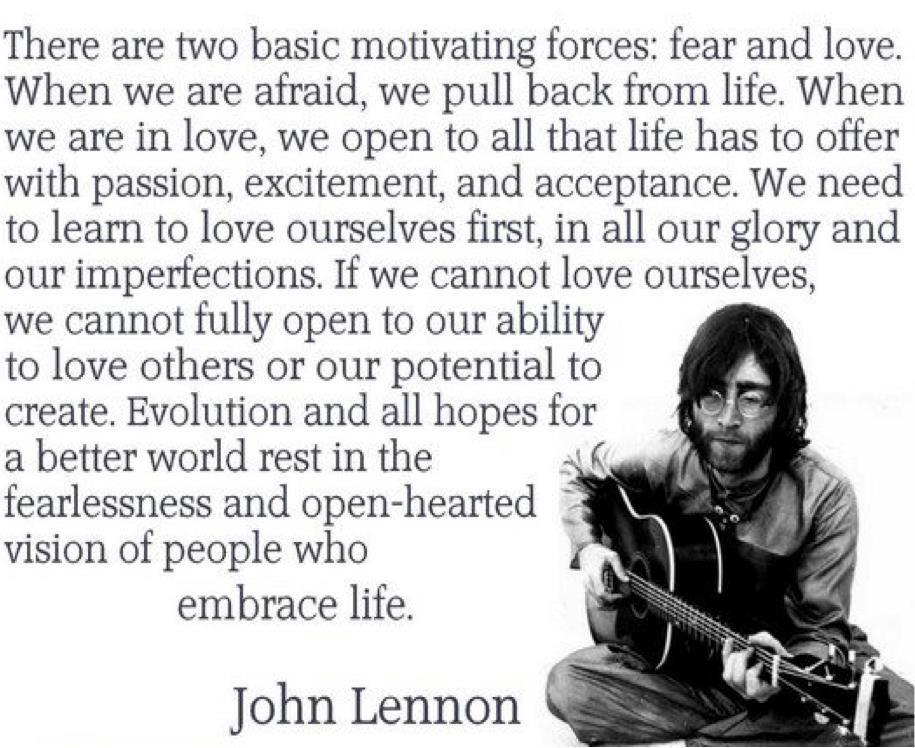 John Lennon quote #2