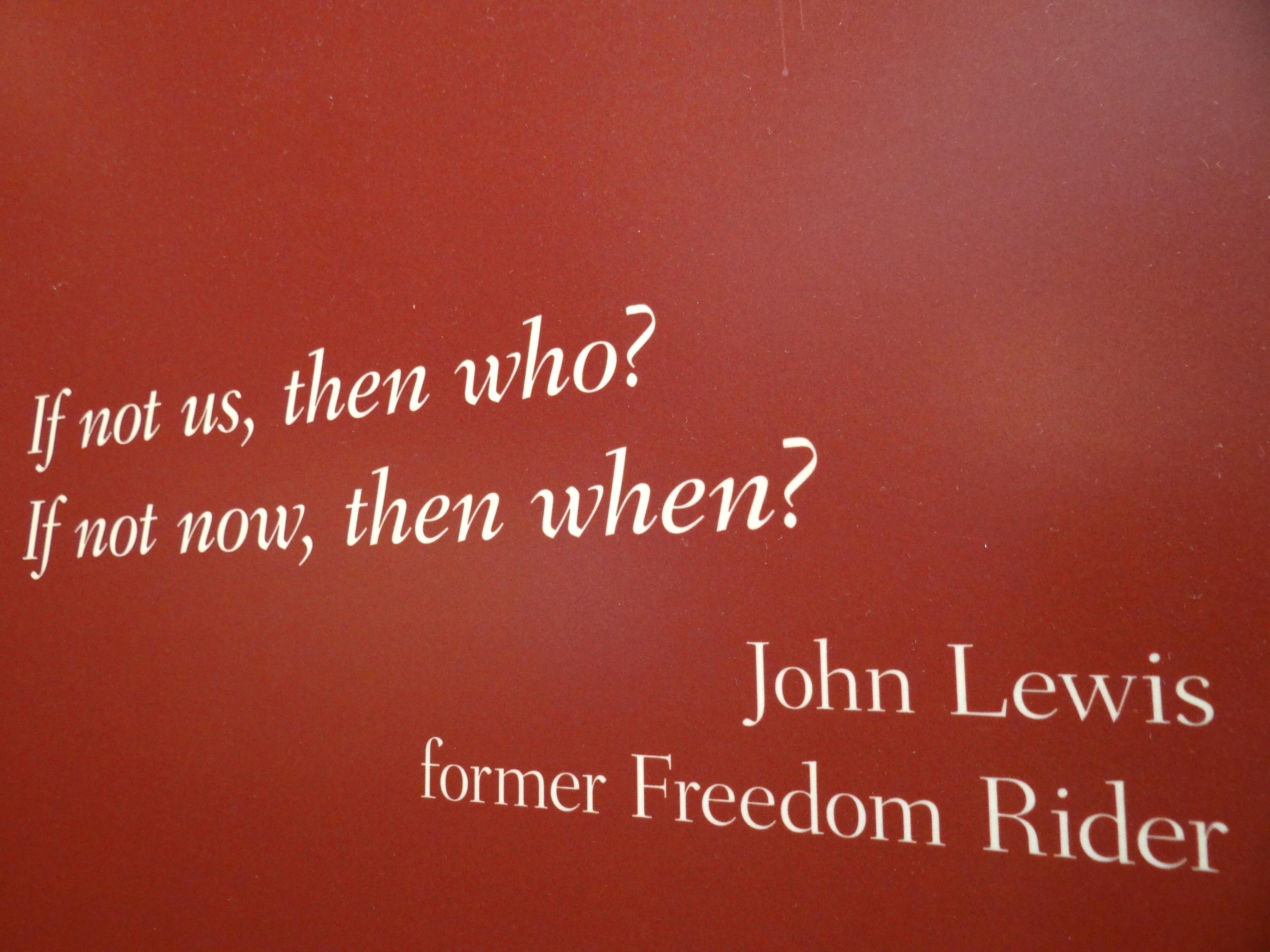 John Lewis's quote #1