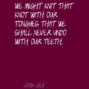 John Lyly's quote #3