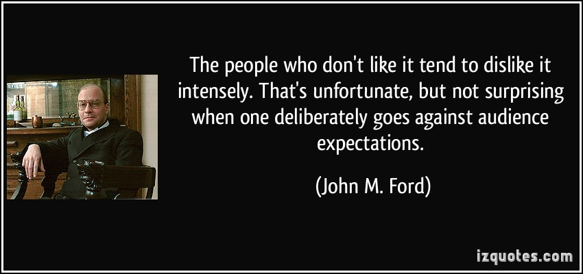 John M. Ford's quote #1