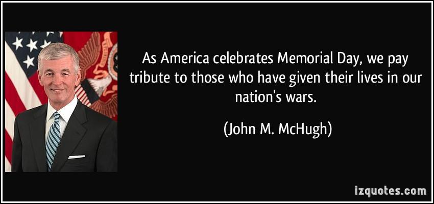 John M. McHugh's quote #3