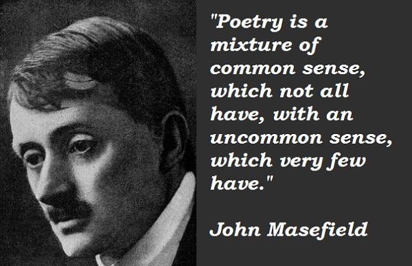 John Masefield's quote #3