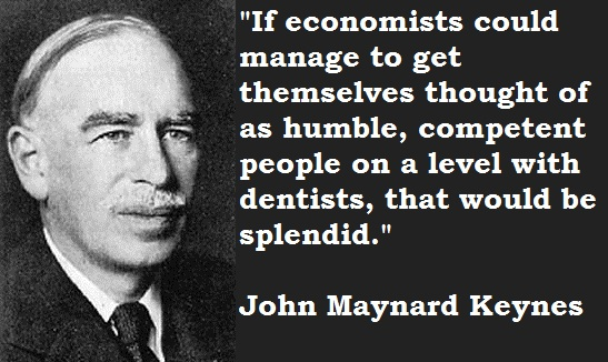 John Maynard Keynes's quote #8