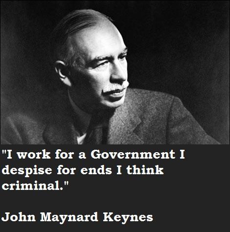 John Maynard Keynes's quote #3
